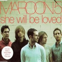 Purchase Maroon 5 - She Will Be Loved (CDS)
