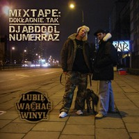 Purchase NumerRaz - Dokladnie (Tak! mixtape 2)