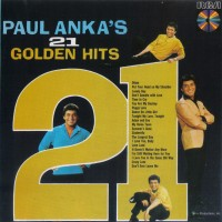 Purchase Paul Anka - 21 Golden Hits