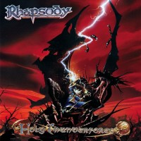 Purchase Rhapsody - Holy Thunderforce (CDS)