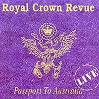 Purchase Royal Crown Revue - Passport To Australia