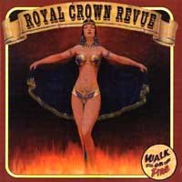 Purchase Royal Crown Revue - Walk On Fire