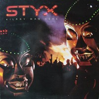 Purchase Styx - Kilroy Was Here