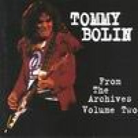 Purchase Tommy Bolin - From The Archives Vol.2