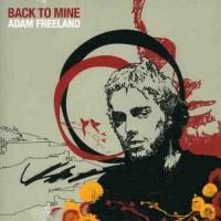 Purchase Adam Freeland - Back To Mine