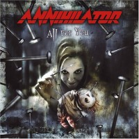 Purchase Annihilator - All For You