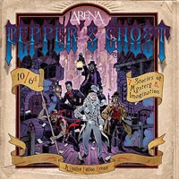 Purchase Arena - Peppers & Ghost