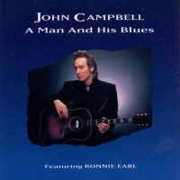 Purchase John Campbell - A Man And His Blues