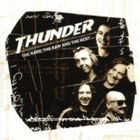 Purchase Thunder - Rare, Raw And The Rest