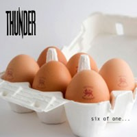 Purchase Thunder - Six Of One