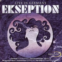 Purchase Ekseption - Live In Germany
