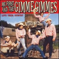 Purchase Me First and the Gimme Gimmes - Love Their Country