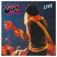 Purchase Eloy - Live
