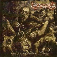Purchase Eviscerated - Gorging On Rotting Entrails