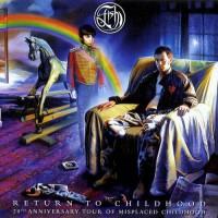 Purchase Fish - Return To Childhood CD1