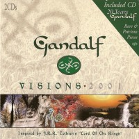 Purchase Gandalf - Visions 2001 CD1
