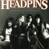 Purchase Headpins - Line Of Fire