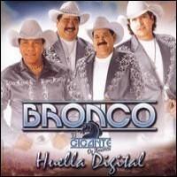 Purchase Bronco - Huella Digital