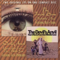 Purchase The Devil's Anvil - Psychedelic Psoul & Hard Rock From The Middle East