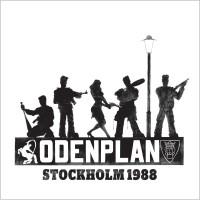 Purchase Mange Schmidt - Stockholm Odenplan 1988