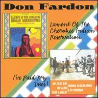 Purchase Don Fardon - I've Paid My Dues