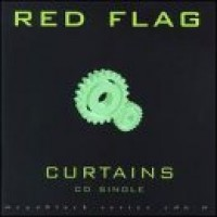Purchase Red Flag - Curtains