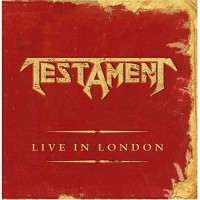 Purchase Testament - Live In London