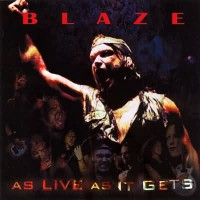 Purchase Blaze Bayley - As Live As It Gets CD1