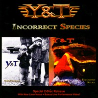 Purchase Y&T - Musically Incorrect