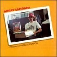Purchase Angry Samoans - Yesterday Started Tomorrow