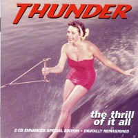 Purchase Thunder - The Thrill Of It All (Bonus CD)