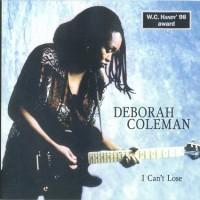 Purchase Deborah Coleman - I Can't Lose