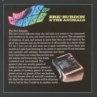 Purchase Eric Burdon & The Animals - Winds Of Change