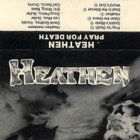 Purchase Heathen - Pray For Death (Demo) (Tape)