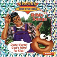 Purchase The Donut Man - Bible Songs Volume 1