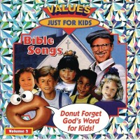 Purchase The Donut Man - Bible Songs Volume 2
