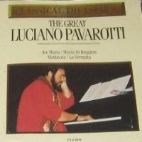 Purchase Luciano Pavarotti - Classical Treasures: The Great Luciano Pavarotti