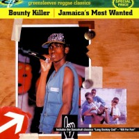 Purchase Bounty Killer - Jamaica's Most Wanted