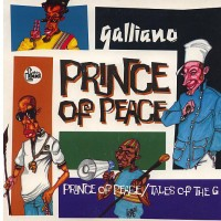 Purchase Galliano - Prince Of Peace (EP) (Vinyl)