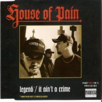 Purchase House Of Pain - Legend & It Ain't A Crime (CDS)