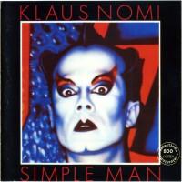 Purchase Klaus Nomi - Simple Man