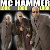 Purchase MC Hammer - Look Look Look