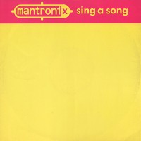 Purchase Mantronix - Sing A Song