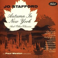 Purchase Jo Stafford - Autumn In New York And Other Classics