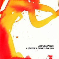 Purchase Afformance - A Glimpse To The Days That Pass