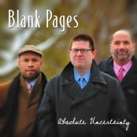 Purchase Blank Pages - Absolute Uncertainty