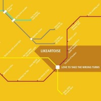 Purchase Likeartoise - Love To Take The Wrong Turns