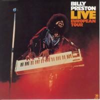 Purchase Billy Preston - Live European Tour