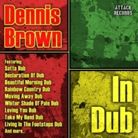 Purchase Dennis Brown - Dennis Brown In Dub