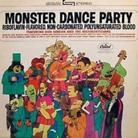 Purchase Don Hinson And The Rigamorticians - Monster Dance Party